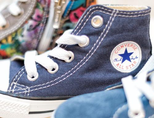 Het pentagram van Converse