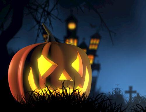 Halloween is niets om bang voor te zijn